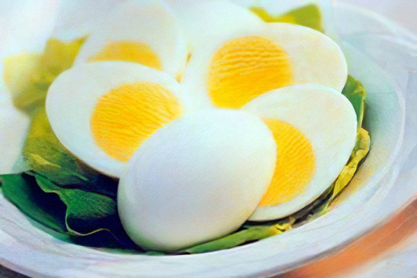 Сытная яичная диета