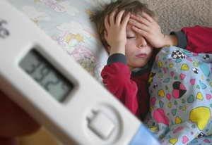 температура симптомы